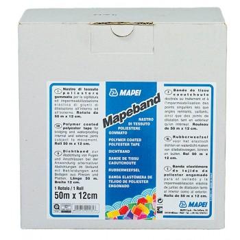 Гидроизоляционная лента Mapeband (Мапебенд)