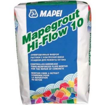 Цементная смесь с микрофиброй Mapegrout Hi Flow (Мапеграут Хай Флоу)