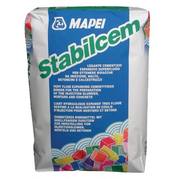 Расширяющий цемент Mapei Stabilcem (Стабилчем)